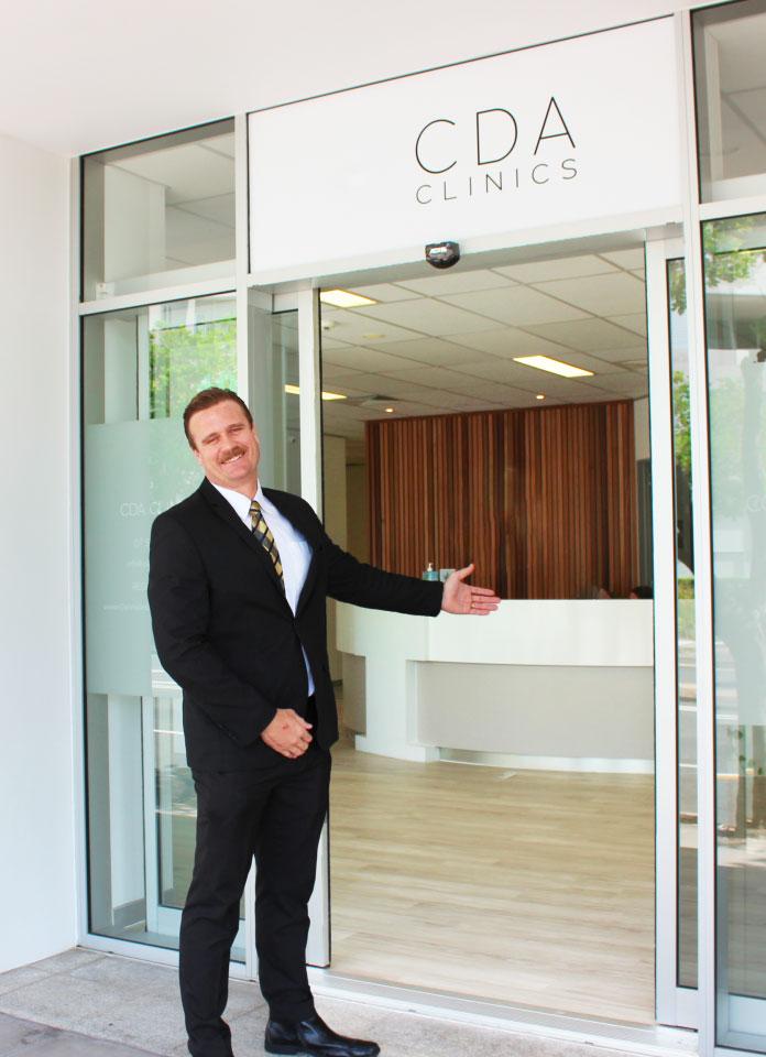 About CDA Clinics Dr Ben Jansen